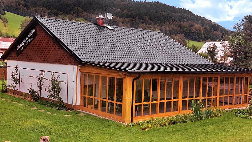 bungalov Jeseníky